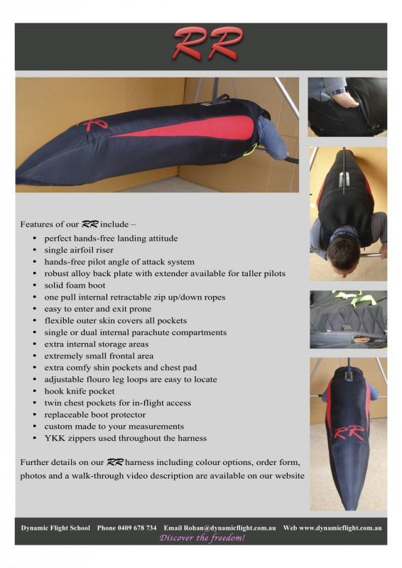 RR Harness Brochure